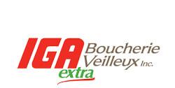 IGA Boucherie Veilleux logo