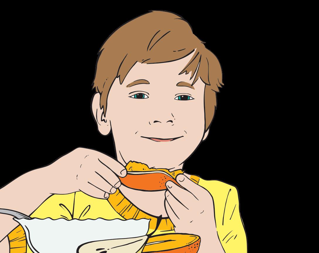 Illustration garçon