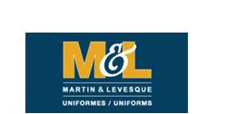 Martin Levesque logo